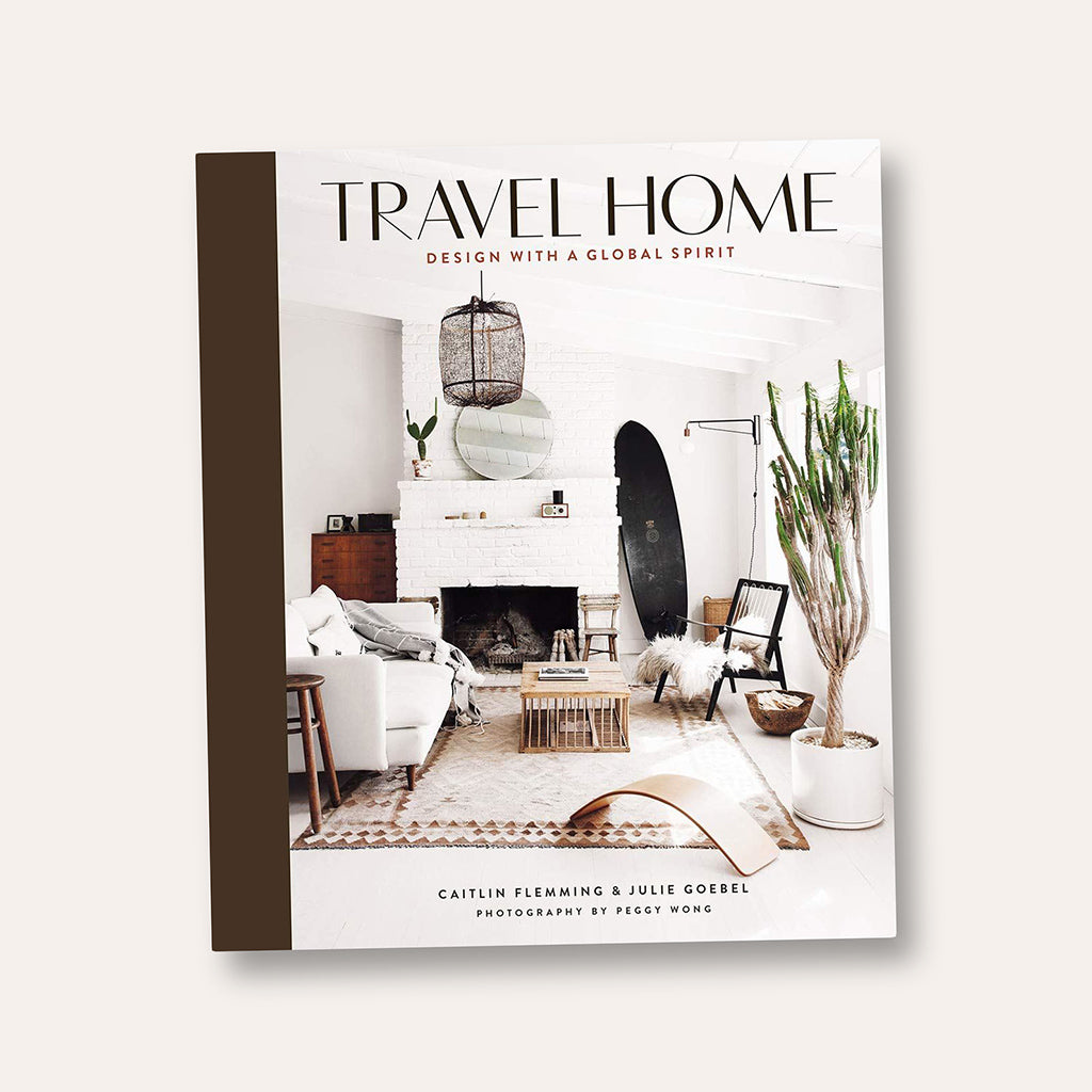 Travel Home Book By Caitlin Flemming & Julie Goebel