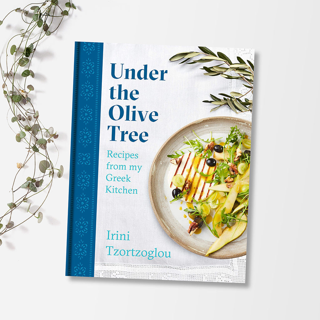 Under The Olive Tree Cookery Book