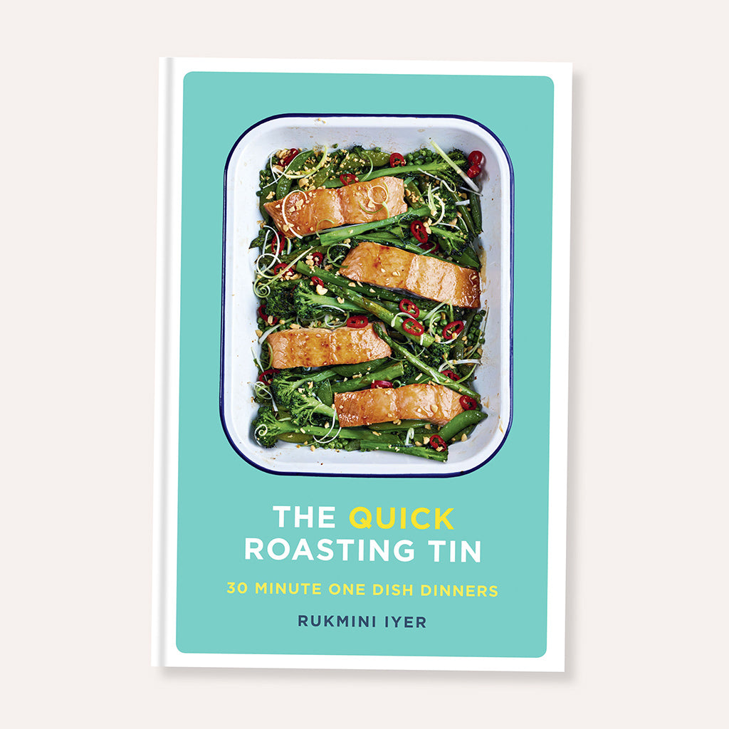Quick Roasting Tin Cookbook By Rukmini Iyer