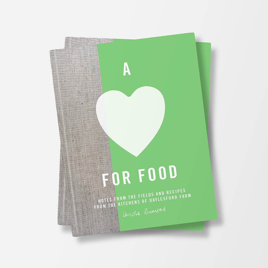 A Love For Food Daylesford Organic Cookery Book