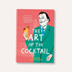 Art Of The Cocktail Book