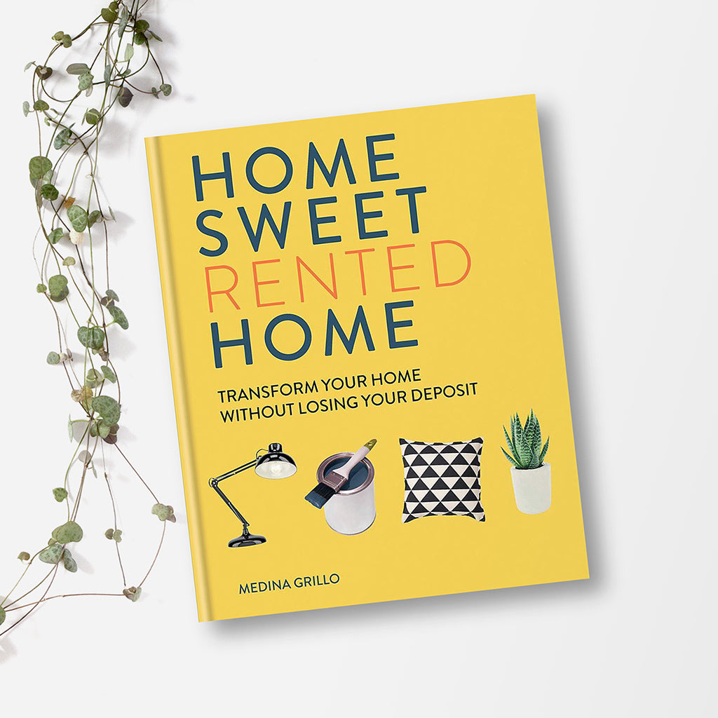 Home Sweet Rented Home Book by Medina Grillo