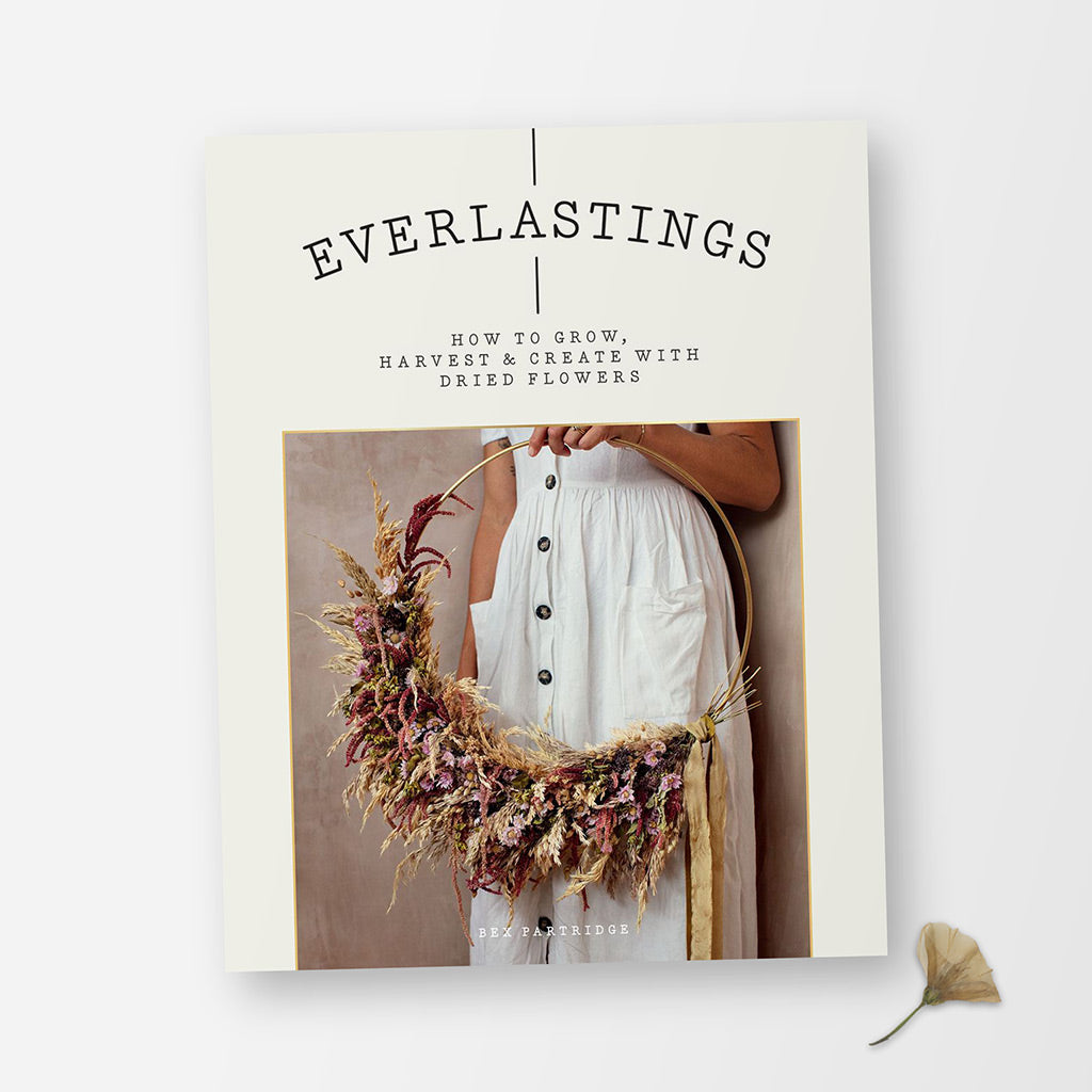Everlastings Dried Flowers Book