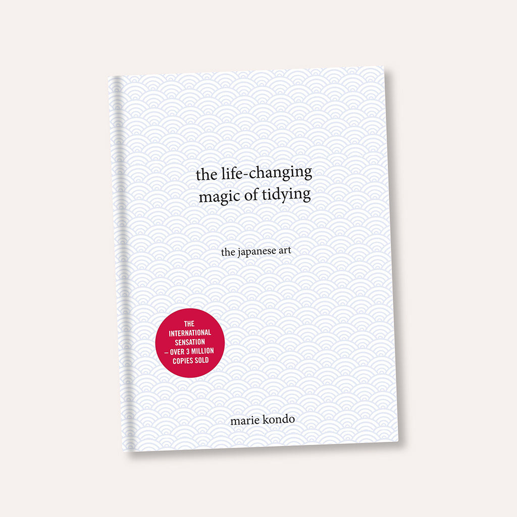 Life Changing Magic Of Tidying Book HB Gift Edition By Marie Kondo