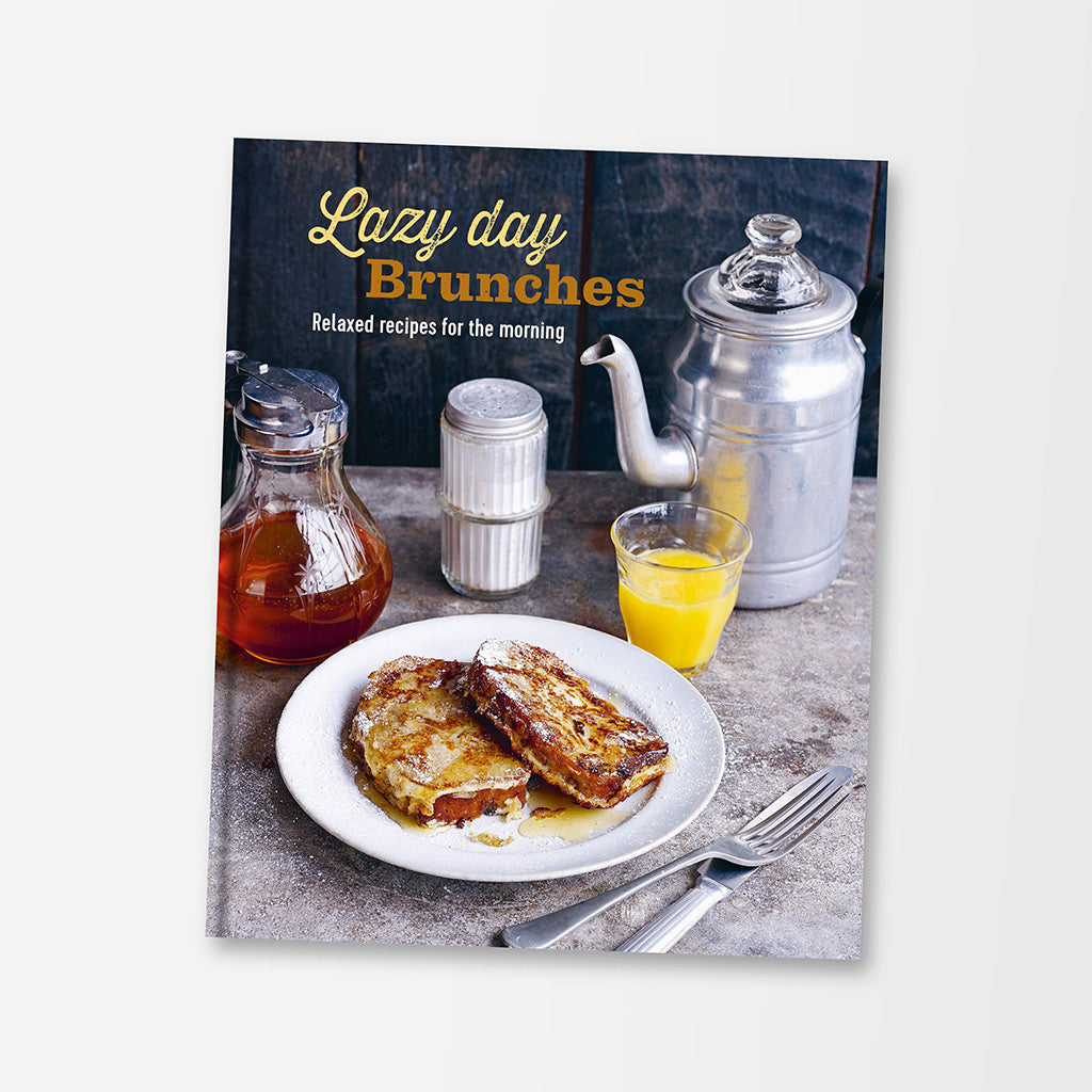 Lazy Day Brunches Book