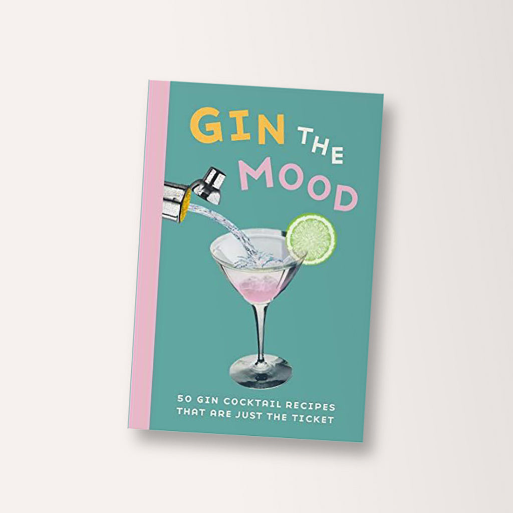 Gin The Mood Book