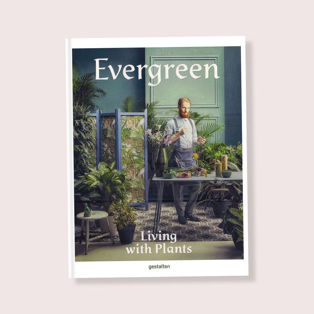 Evergreen: Living With Plants Book - Buy online or shop in the Jo & Co Lifestyle, Home and Furniture store in Wadebridge, North Cornwall, UK