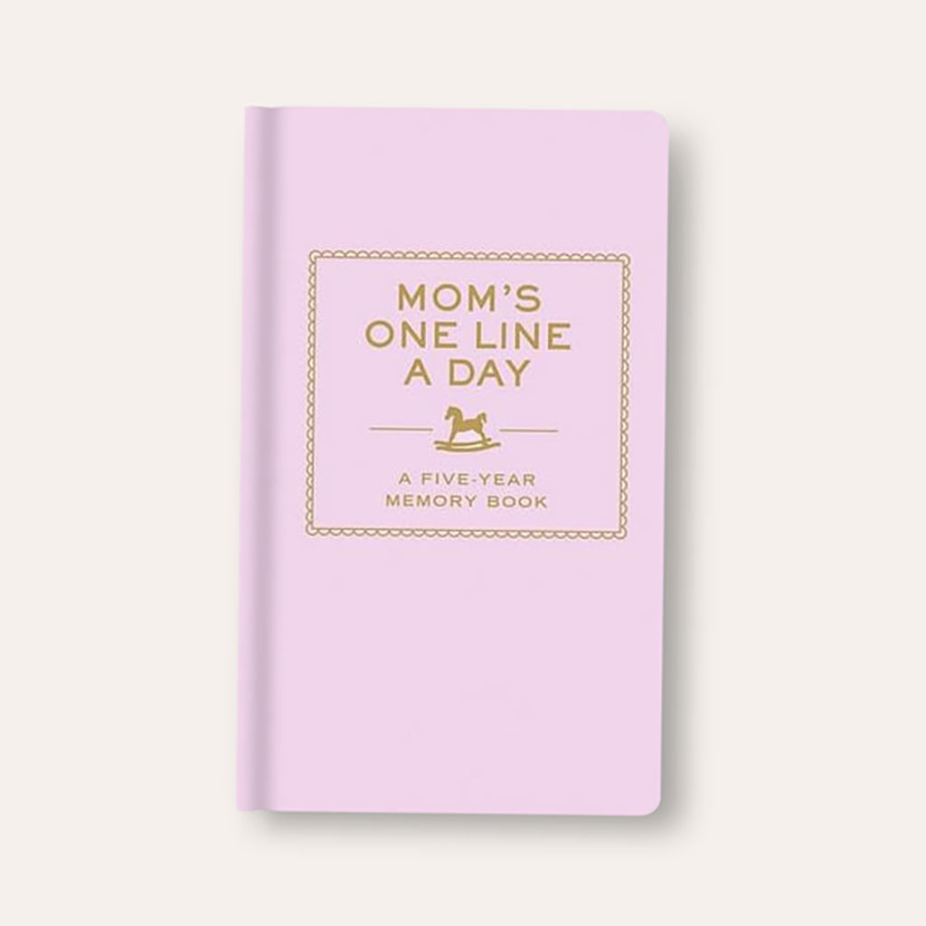 Mums One Line A Day: A Five Year Memory Book - Buy online or shop in the Jo & Co Lifestyle, Home and Furniture store in Wadebridge, North Cornwall, UK