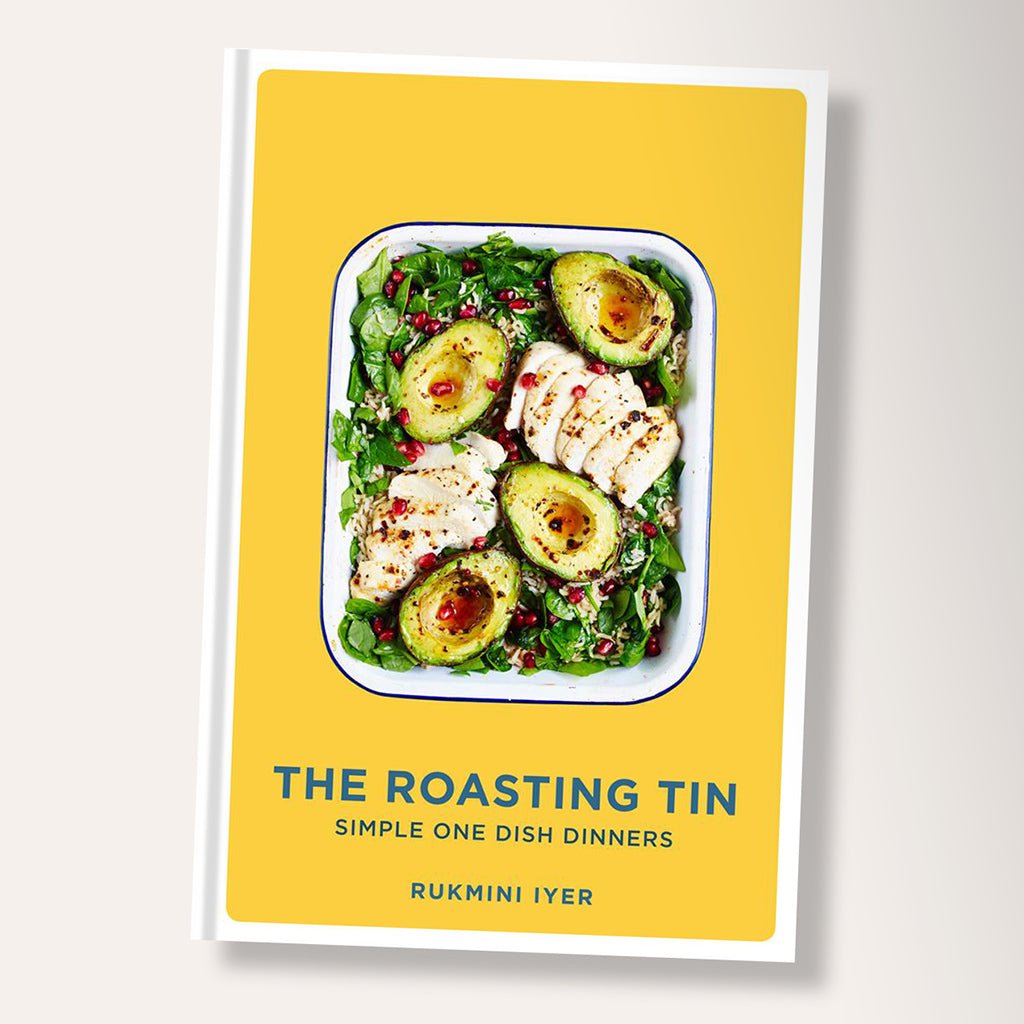 Roasting Tin Cookbook By Rukmini Iyer