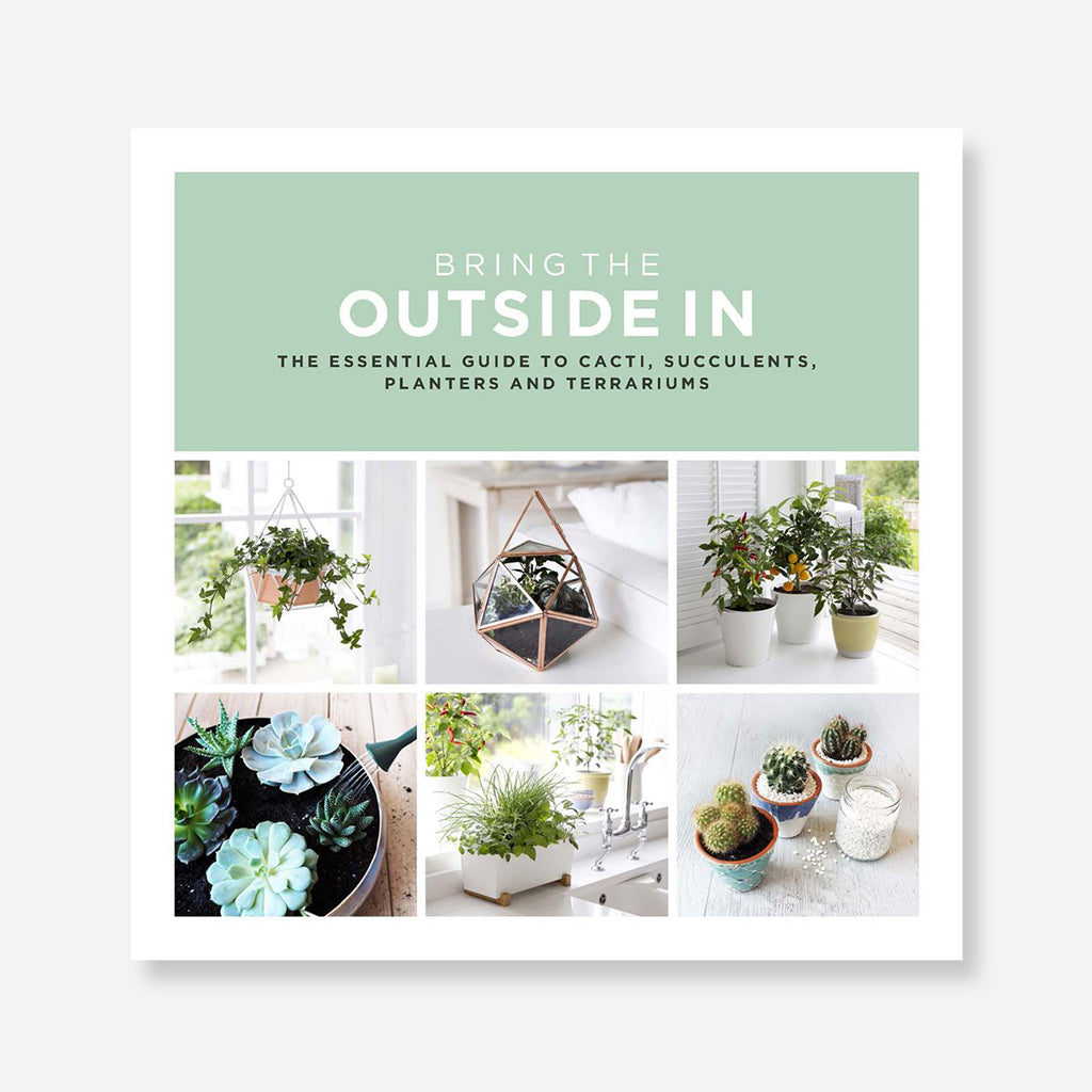 Bring The Outside In Book by Val Bradley