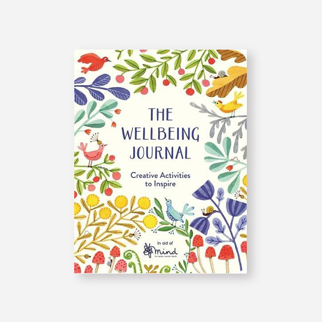 Wellbeing Journal by Michael O'Mara