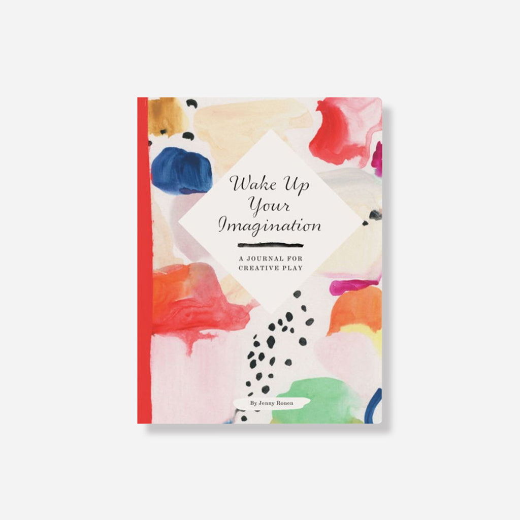 Wake Up Your Imagination Journal By Jenny Ronen