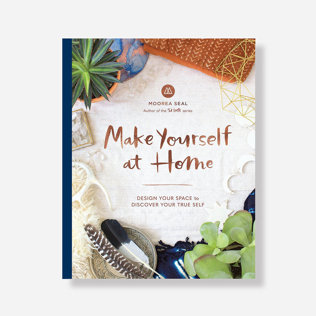 Make Yourself at Home Book by Moorea Seal