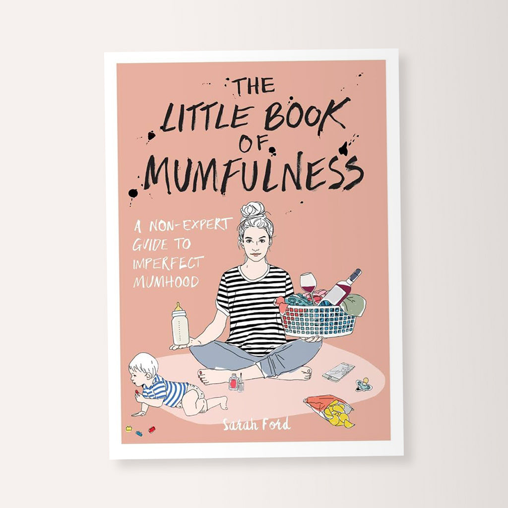 Little Book Of Mumfulness Book By Sarah Ford - Buy online or shop in the Jo & Co Lifestyle, Home and Furniture store in Wadebridge, North Cornwall, UK