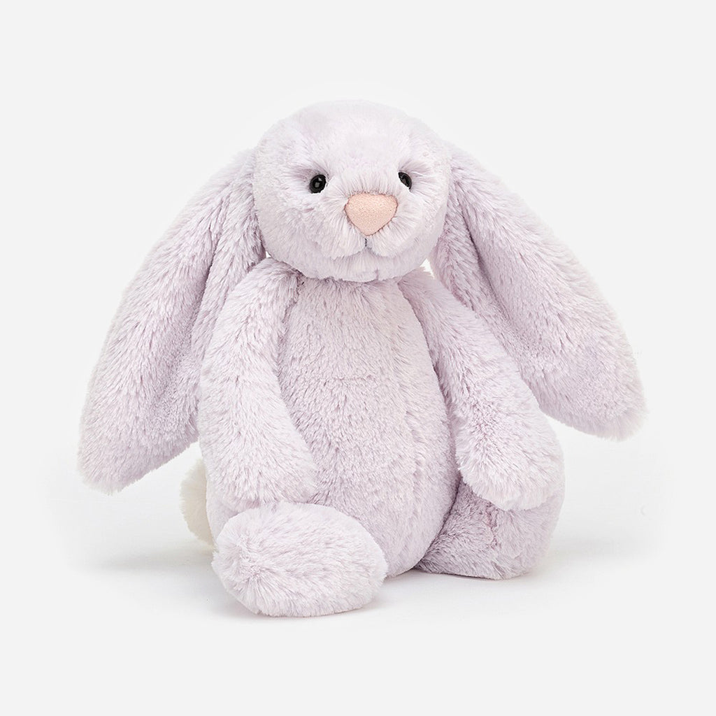 Jellycat Lavender Bashful Bunny Soft Toy