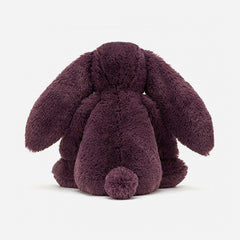 Jellycat Small Plum Bashful Bunny Soft Toy