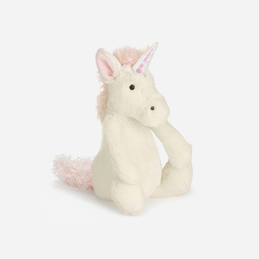 Jellycat Small Bashful Unicorn Soft Toy