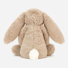 Jellycat Medium Beige Blossom Bunny Soft Toy