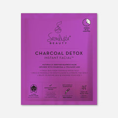 Seoulista Beauty Charcoal Detox Instant Facial Mask