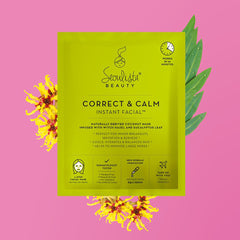 Seoulista Beauty Correct & Calm Instant Facial Mask
