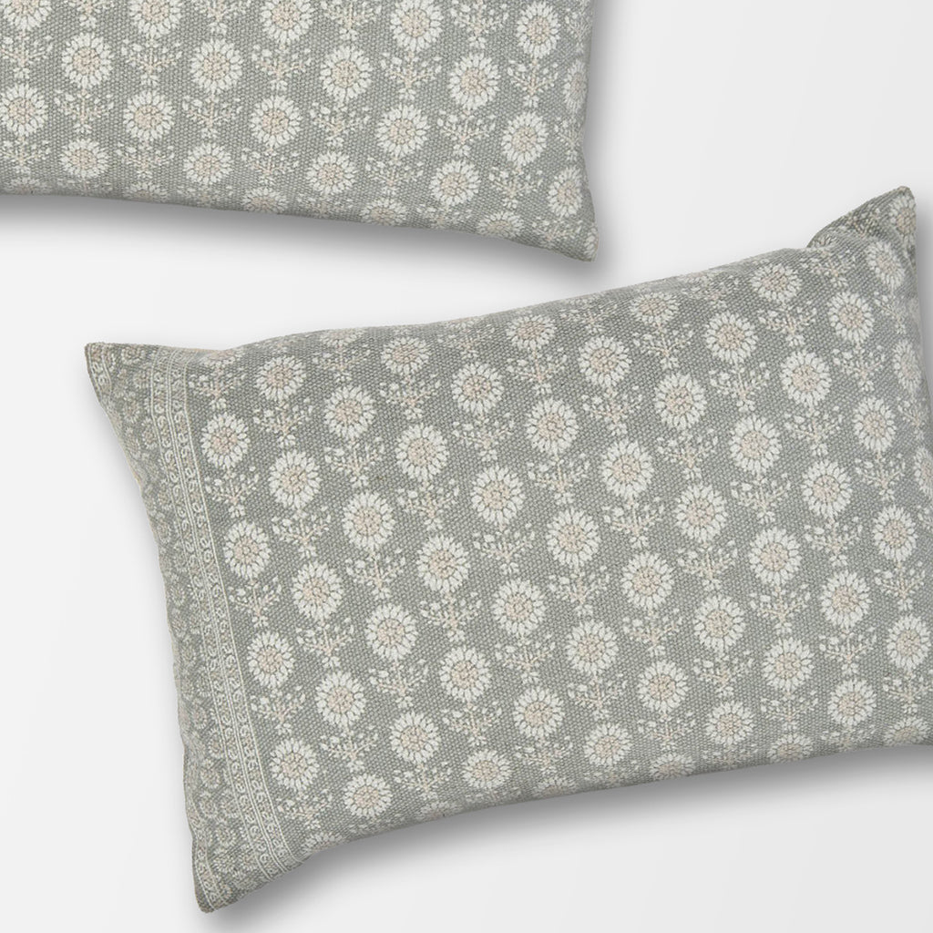 Jaipur Marigold Dove Grey Cushion
