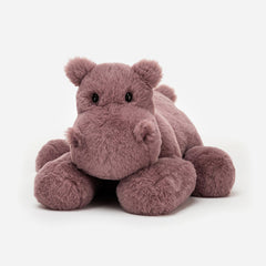 Jellycat Medium Huggady Hippo Soft Toy
