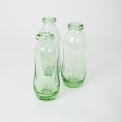 Recycled Glass Mini Vases | Jo & Co Home