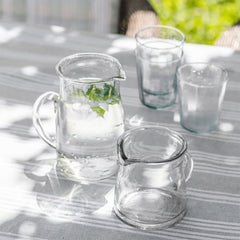 Small Glass Meze Jug