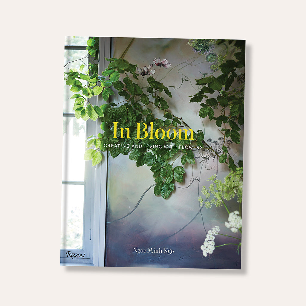 In Bloom: Creating and Living with Flowers Book by Ngoc Minh Ngo - Buy online or shop in the Jo & Co Lifestyle, Home and Furniture store in Wadebridge, North Cornwall, UK
