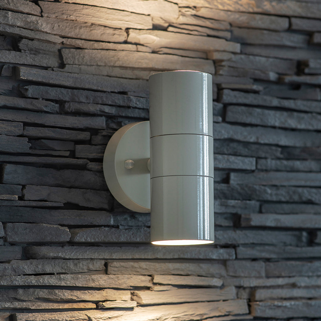 Flint Regent Up & Down Outdoor Wall Light