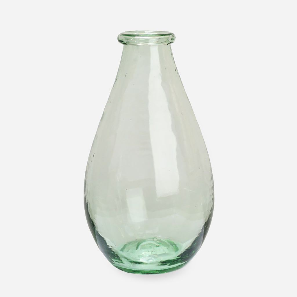 Extra Large Recycled Glass Vase