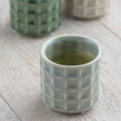 Small Sage Green Sorrento Pot