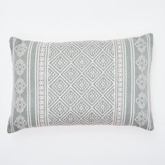 Kalkan Dove Grey Cushion