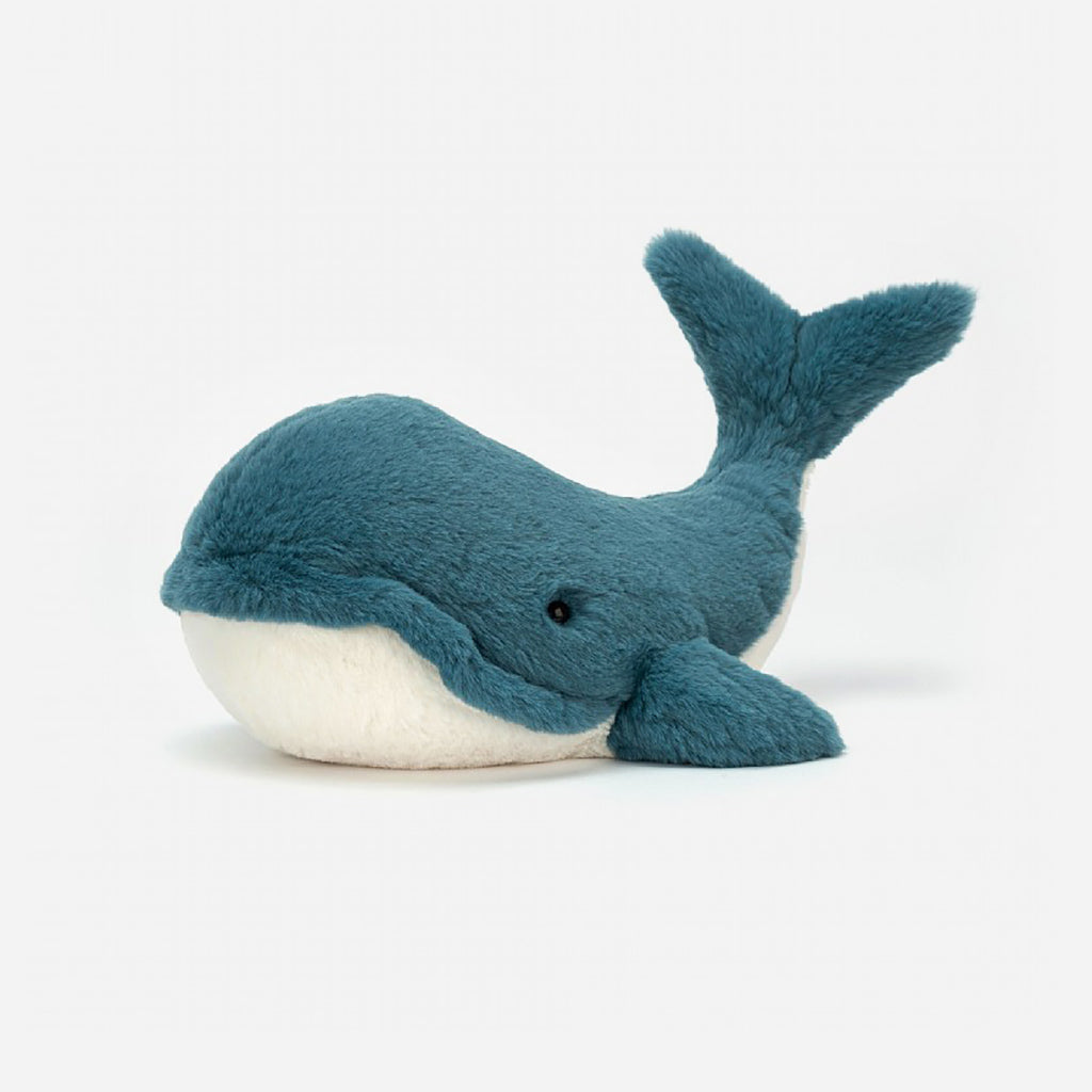 Jellycat Small Wally Whale Soft Toy