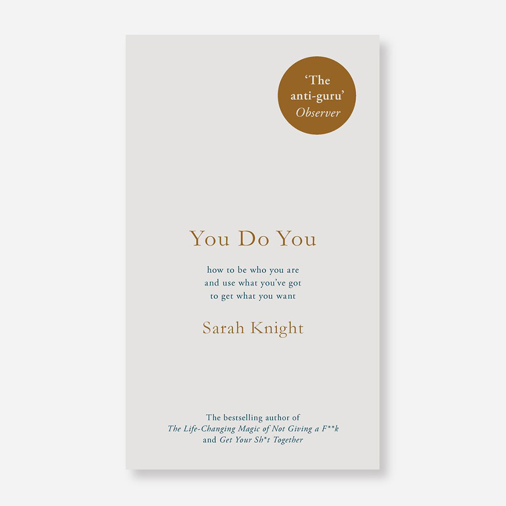 You Do You Book by Sarah Knight