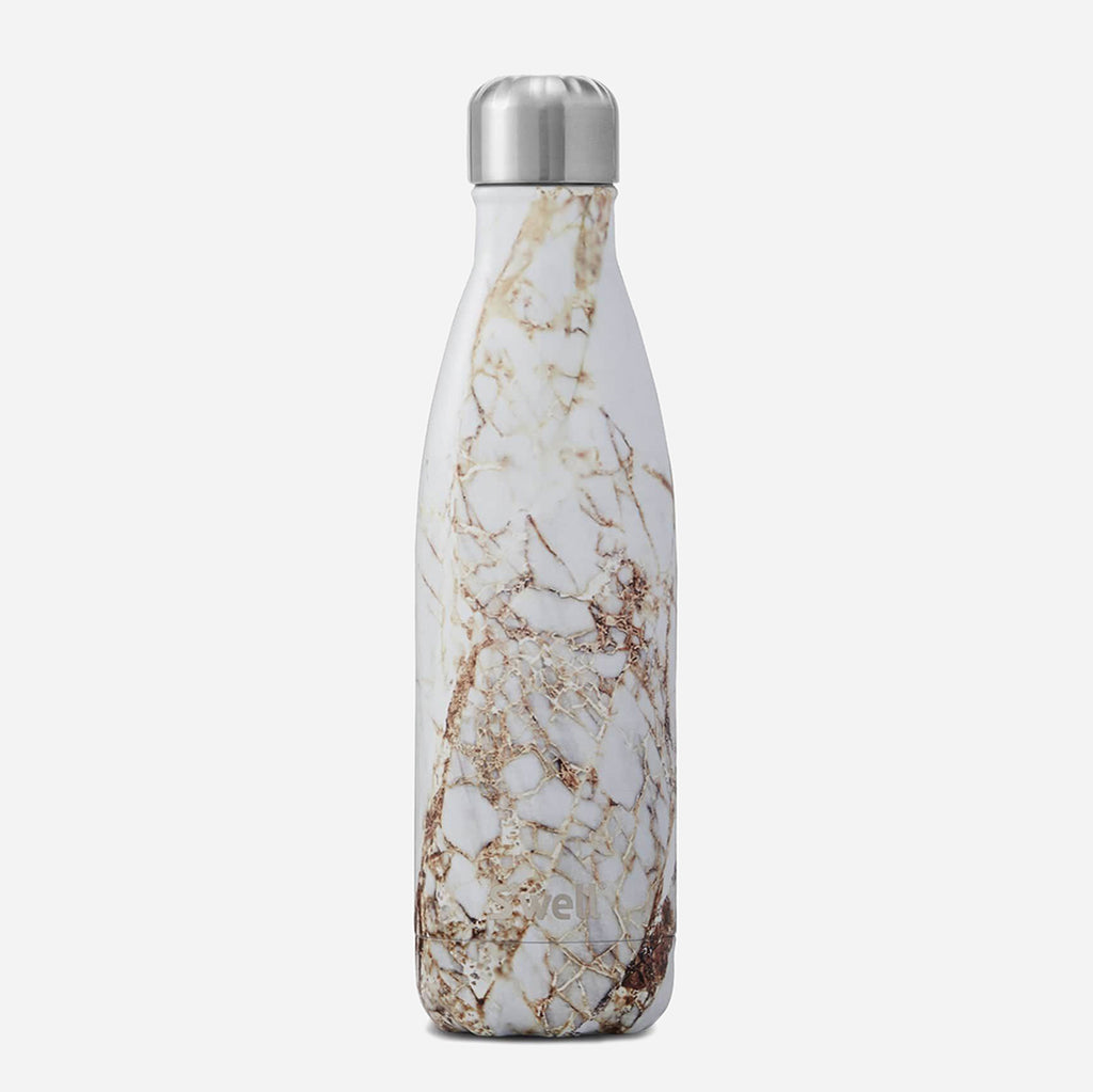 S'well 17oz Elements Calacatta Gold Water Bottle