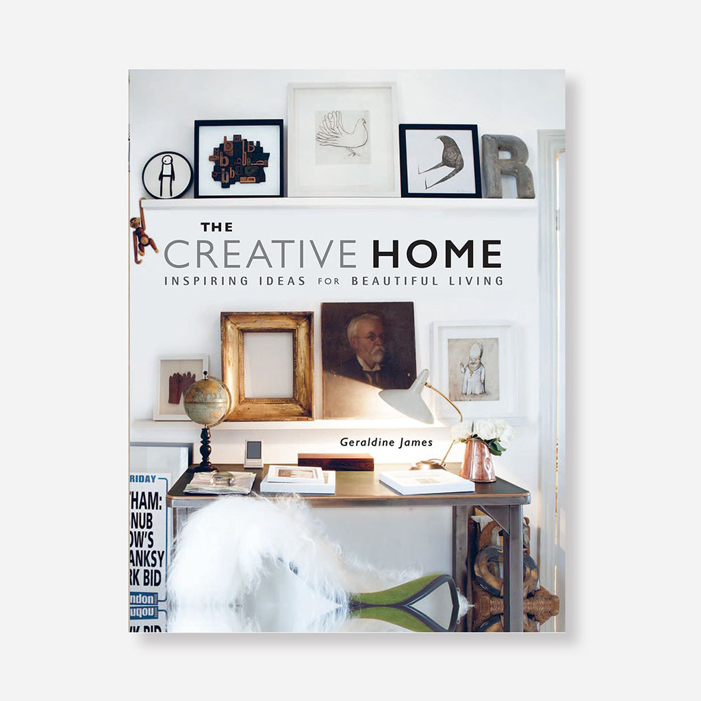 Creative Home Book by Geraldine James