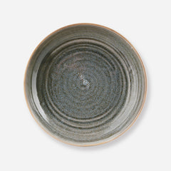 House Doctor Nord Pasta Plate in Shale Grey