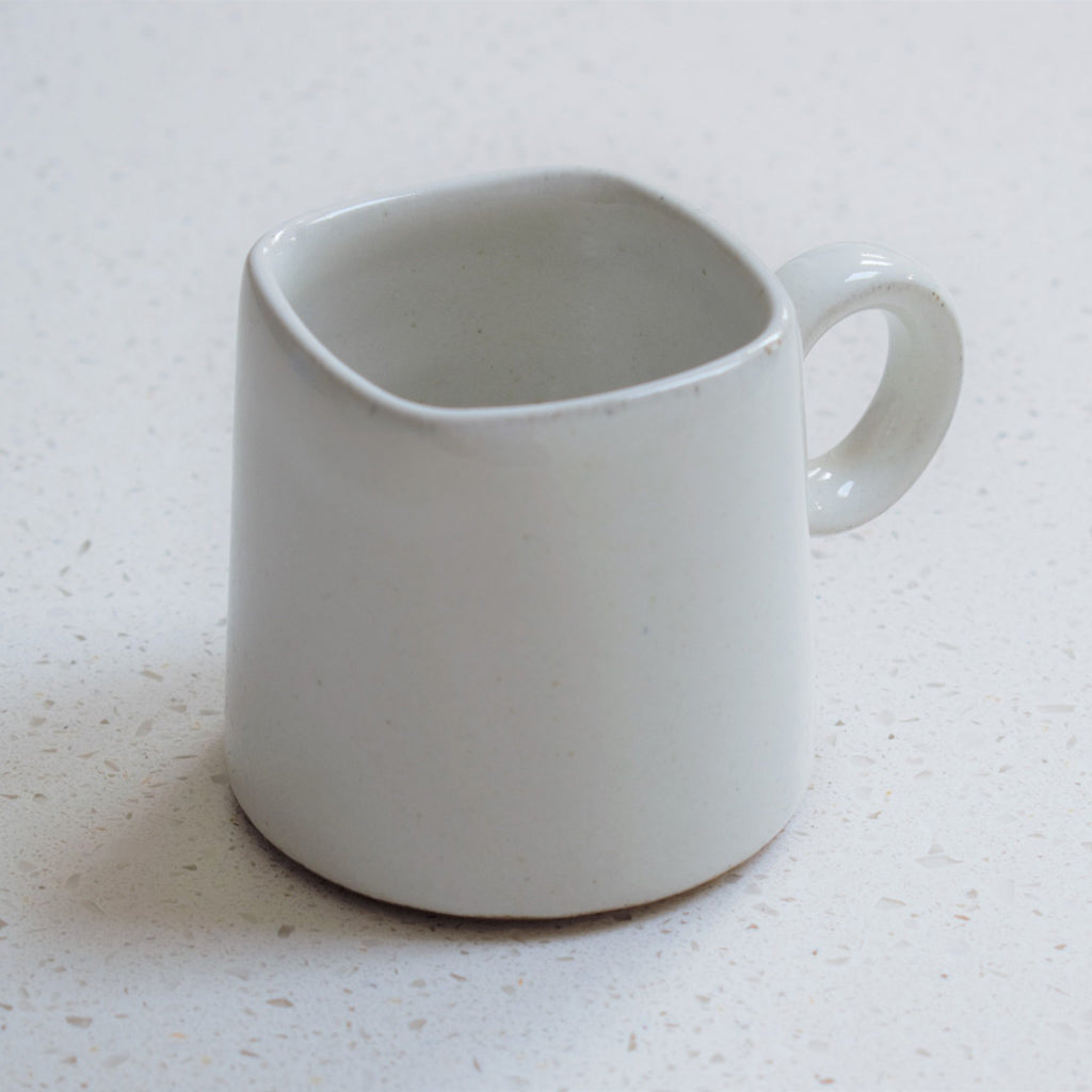 Milk White Kaapi Coffee Cup