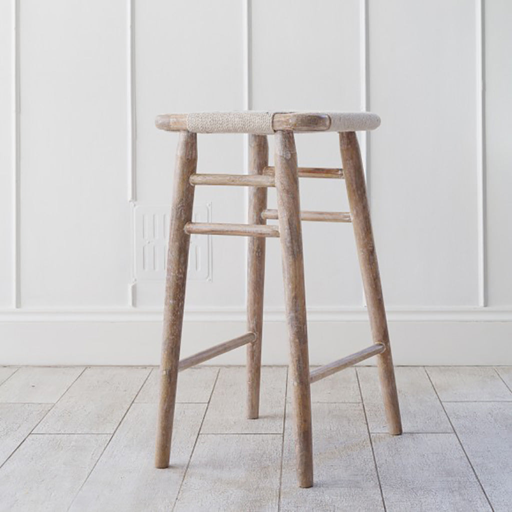 Fabulous Kibo Tall Wooden Stool Unemploymentrelief Wooden Chair Designs For Living Room Unemploymentrelieforg