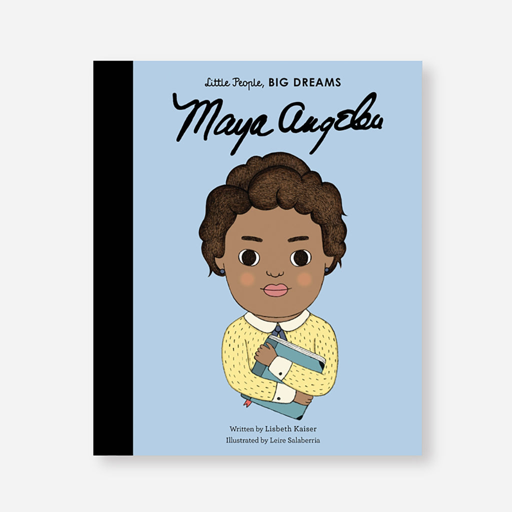 Little People Big Dreams - Maya Angelou Children's Book