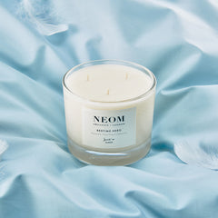 NEOM Bedtime Hero Scented Three Wick Candle