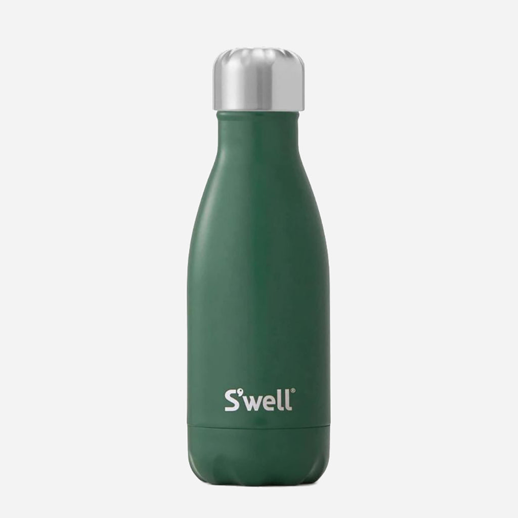 S'well 9oz Satin Hunting Green Water Bottle