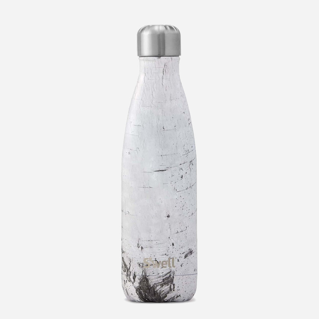 S'well 17oz White Birch Wood Water Bottle