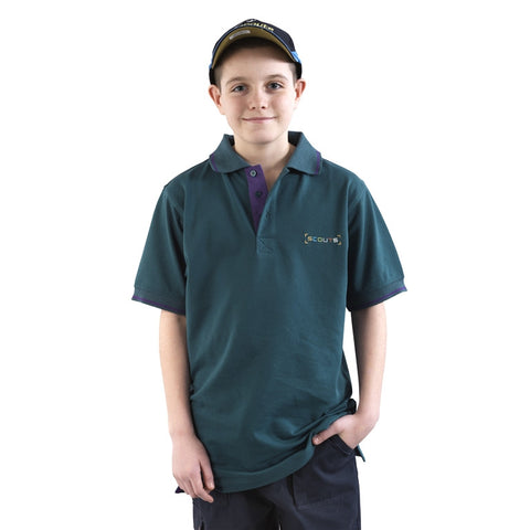 Scout Polo Shirts