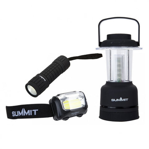 Summit Trio Lighting Set