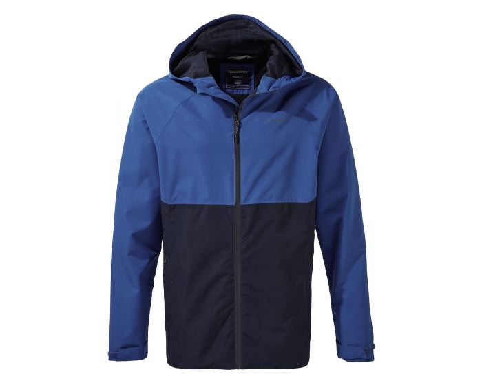 Russo Jacket - Deep Blue / Blue Navy