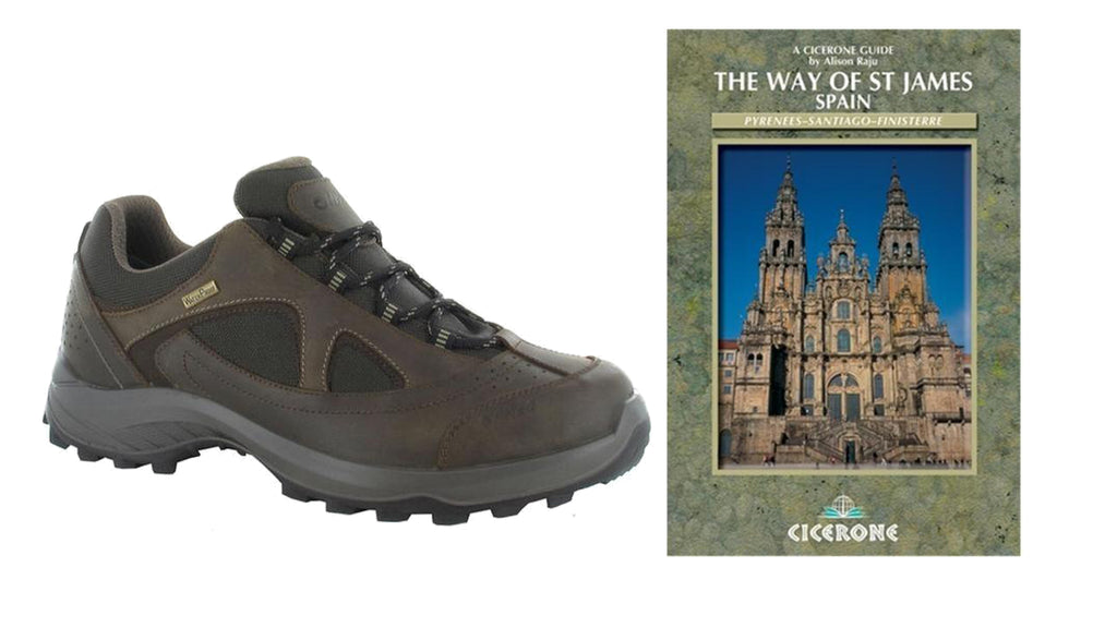 Walk Lite Camino Waterproof + The Way Of St James Spain