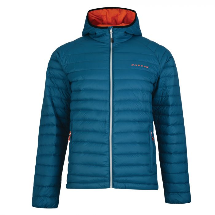 MEN'S PHASEDOWN DOWN FILL INSULATED JACKET KINGFISHER BLUE