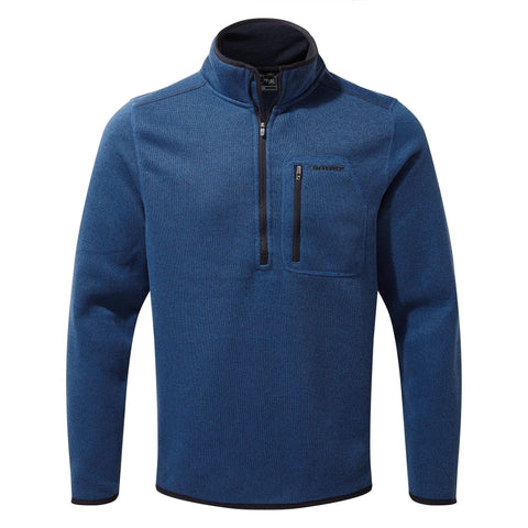 Etna Half-Zip - Deep Blue